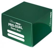 Deckbox Pro Dual Green (top loading)