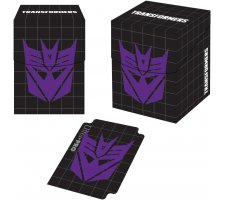 Deckbox Pro 100+ Transformers: Decepticons