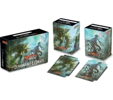 Duel Deckbox Zendikar vs. Eldrazi (top loading)