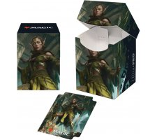 Deckbox Pro 100+ Zendikar Rising: Nissa of Shadowed Boughs