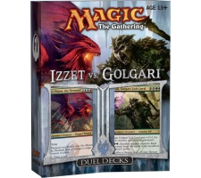 Duel Decks: Izzet vs. Golgari