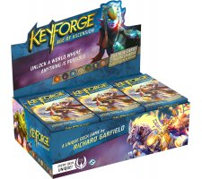 KeyForge Archon Deck Display: Age of Ascension (12 decks)