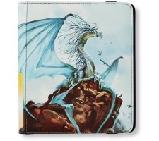 Dragon Shield Card Codex 160 Pocket Portfolio Art: Caelum