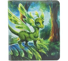 Dragon Shield Card Codex 160 Pocket Portfolio Art: Peah