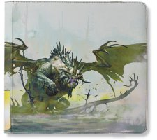 Dragon Shield Card Codex 576 Pocket Portfolio Art: Dashat