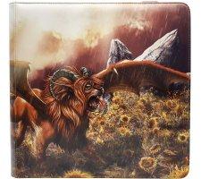 Dragon Shield Card Codex 576 Pocket Portfolio Art: Dyrkottr