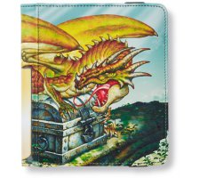 Dragon Shield Card Codex 80 Pocket Portfolio Art: Anesidora Guardian