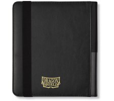 Dragon Shield Card Codex 160 Pocket Portfolio Black