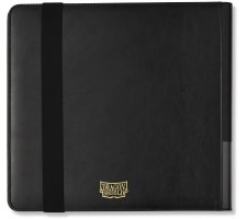 Dragon Shield Card Codex 576 Pocket Portfolio Black