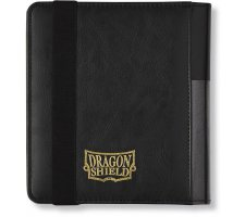 Dragon Shield Card Codex 80 Pocket Portfolio Black