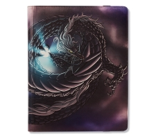 Dragon Shield Card Codex 360 Pocket Portfolio Black: Tao Dong