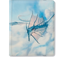 Dragon Shield Card Codex 360 Pocket Portfolio Sky Blue: Strata