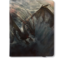 Dragon Shield Card Codex 360 Pocket Portfolio Smoke: Fuligo