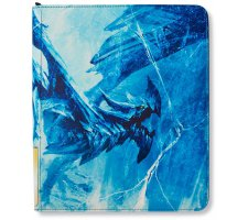 Dragon Shield Card Codex 360 Pocket Zipster Portfolio Art: Boreas