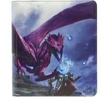 Dragon Shield Card Codex 160 Pocket Zipster Portfolio Art: Amifist