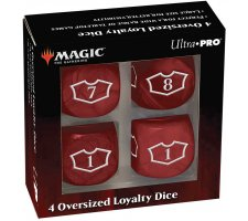 Oversized Loyalty Dice Set: Mountain (4 pieces)