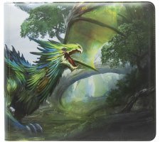 Dragon Shield Card Codex 480 Pocket Zipster Portfolio XL Art: Lavom