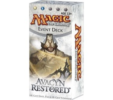 Event Deck Avacyn Restored: Humanity's Vengeance
