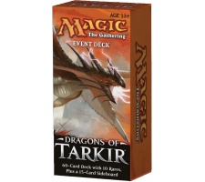 Event Deck Dragons of Tarkir: Landslide Charge