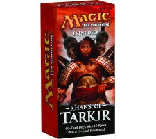 Event Deck Khans of Tarkir: Conquering Hordes