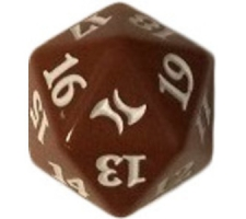 Spindown Die D20 Fate Reforged