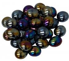 Gaming Stones Iridized Black