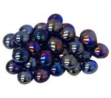 Gaming Stones Iridized Dark Blue