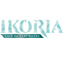 Complete set of Ikoria: Lair of Behemoths (excl. Mythics)