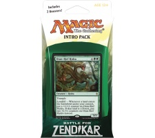 Intro Pack Battle for Zendikar: Zendikar's Rage