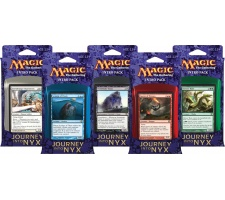 Intro Pack Journey into Nyx (set of 5)