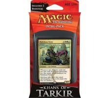 Pack Khans of Tarkir: Sultai Schemers