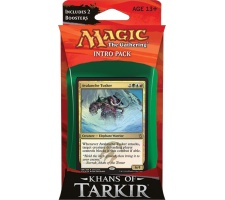 Intro Pack Khans of Tarkir: Temur Avalanche
