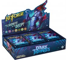 KeyForge Archon Deck Display: Dark Tidings (12 decks)