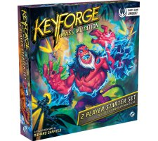 KeyForge Starter Set: Mass Mutation