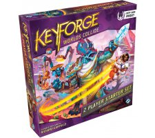 KeyForge Starter Set: Worlds Collide