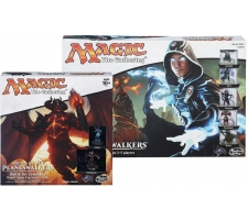 Magic Board Game - Arena of the Planeswalker + Expansion