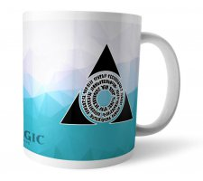 Mug Magic Fractal Ravnica: Azorius Senate