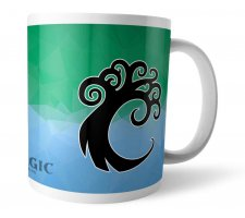 Mug Magic Fractal Ravnica: Simic Combine