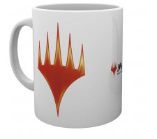 Mug Magic the Gathering: Planeswalker Logo