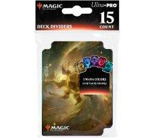 Magic Card Dividers Celestial Lands (15 stuks)