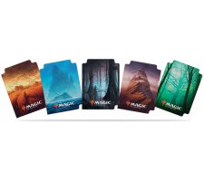 Magic Card Dividers Unstable Lands (15 pcs)