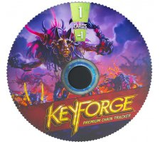 Gamegenic Premium KeyForge Chain Tracker: Dis