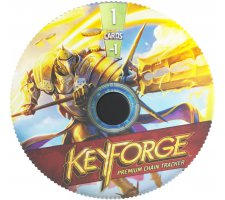 Gamegenic Premium KeyForge Chain Tracker: Sanctum