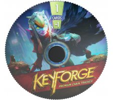 Gamegenic Premium KeyForge Chain Tracker: Shadows