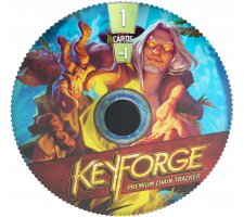 Gamegenic Premium KeyForge Chain Tracker: Untamed
