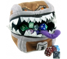 Plush Dice Chest Mimic