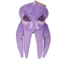 Plush Dice Pouch Mind Flayer