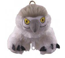 Pluche Dice Pouch Snowy Owlbear