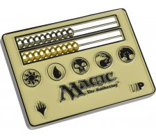 Card Size Abacus Life Counter - Magic: the Gathering: White