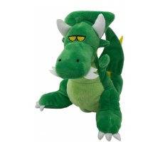 Plush Dice Pouch Plutonium Dragon